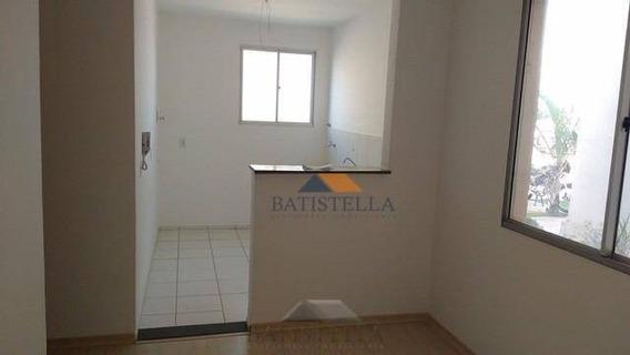 Apartamento Residencial À Venda, Jardim Do Lago, Limeira. - Ap0219