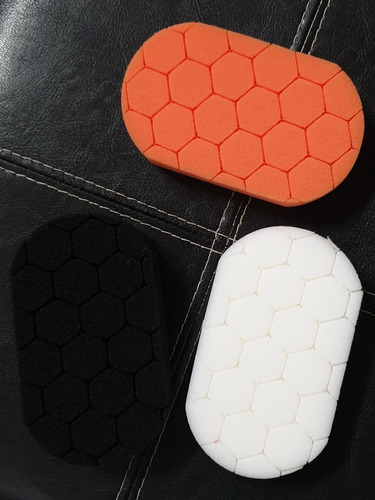 Imagen 1 de 1 de Pad Espuma Pulido A Mano Diseño Hex Logic Tipo Chemical Guys