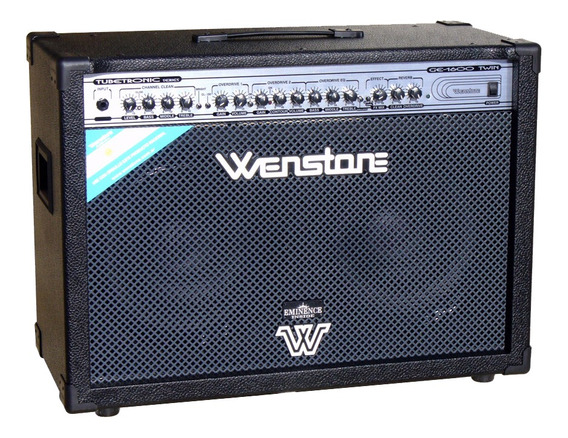 Wenstone Ge 1600 Twin Combo Guitarra Eminence - Outlet