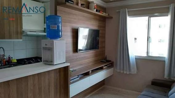 Apartamento 02 Dorm - Res Anauá - Hortolândia - 201989