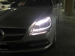 Mercedes Benz Slk 200 Cgi At. Madero Motors.