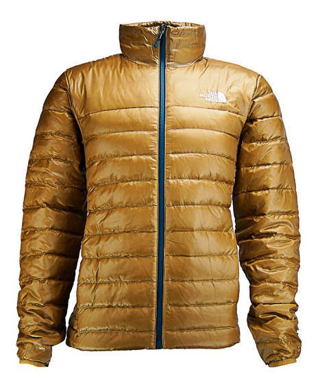 Chamarra The North Face M Flare Jacket Rto Dijon Brown