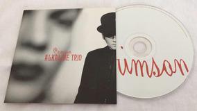 Cd Alkaline Trio Crimson Gravadora Vagrant Records