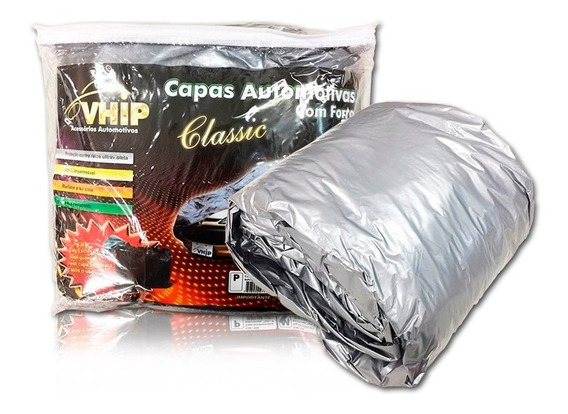Capa Cobrir Carro Gm Vectra Astra Sedan Prisma Corsa Classic