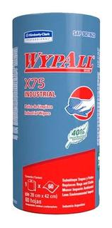 Paños De Limpieza Wypall X75 Kimberly Clark
