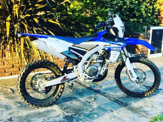 Vendo Yamaha Wr 450 F.!! Inmaculada Sin Detalles Igual A 0km