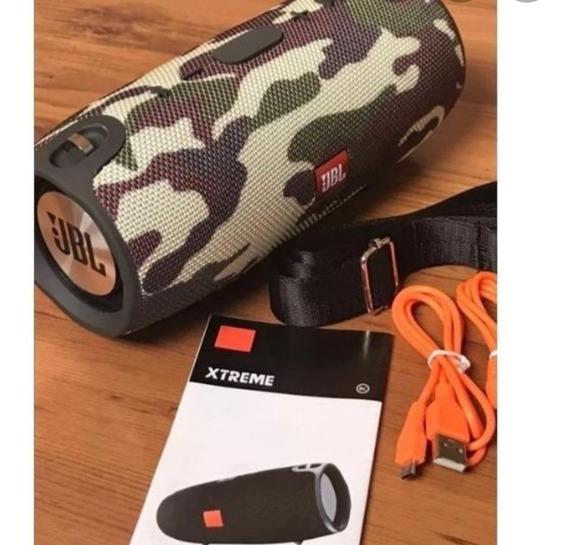 Caixa De Som Xtreme 40w Bluetooth, Usb, Fm, Radio- Potente