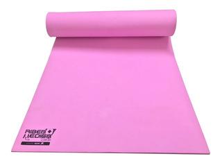 Colchonete Tapete Yoga Mat Ginástica Pilates Muvin - Cores