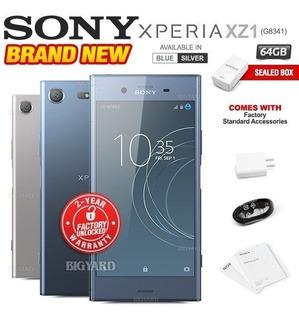 Nuevo Y Sellada De Fábrica Desbloqueado Sony Xperia Xz1 G834