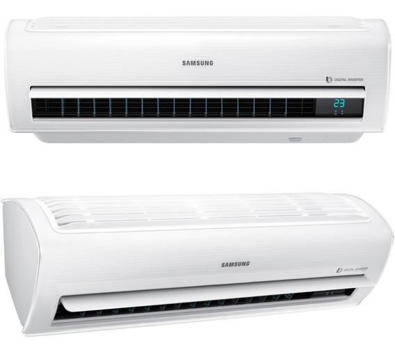 Aire Acondicionado Samsung Inverter Triangular 3500w Wifi A