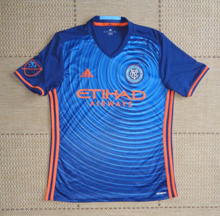 Camisa Original New York City 2016 Away