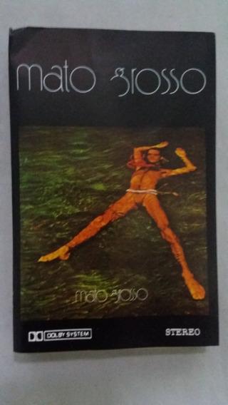 Fita K7 Cassete-ney Mato Grosso / Mato Grosso - 1982