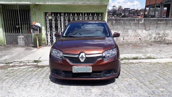 Renault New Logan 1.6 8v 2014