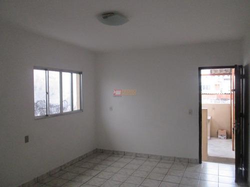 Casa Terrea Bairro Canhema Em Diadema Com 01 Dormitorio - L-28914