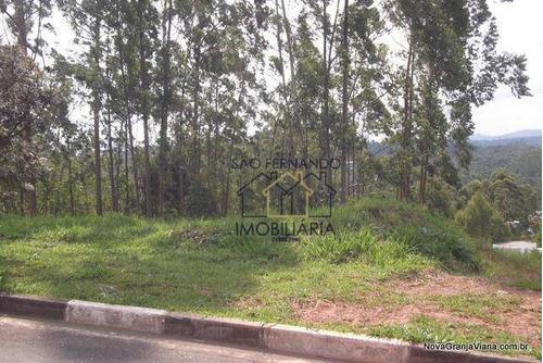 Imagem 1 de 2 de Terreno Residencial À Venda, Parque Das Artes, Embu - Te0340. - Te0340