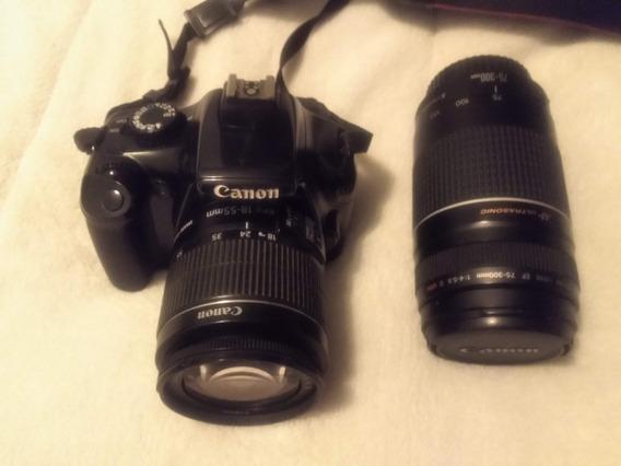 Câmara Fotográfica Canon Eos Rebel T3