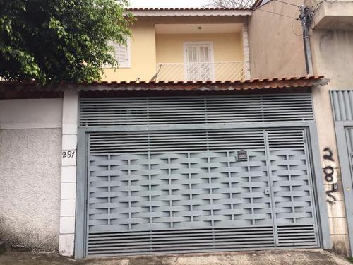Sobrado Com 2 Dormitórios À Venda, 70 M² Por R$ 325.000,00 - São Mateus - São Paulo/sp - So0738