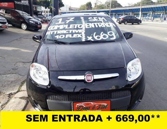 Fiat Palio Attractive 1.0 Flex 4p Completo