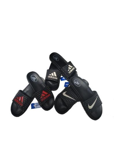 Cholas Pantuflas Nike Y adidas