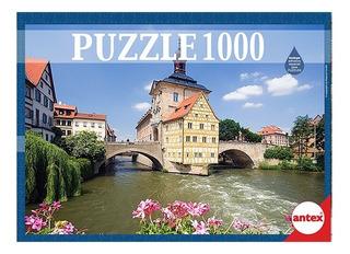 Puzzle 1000 Pzs Bamberg 2237