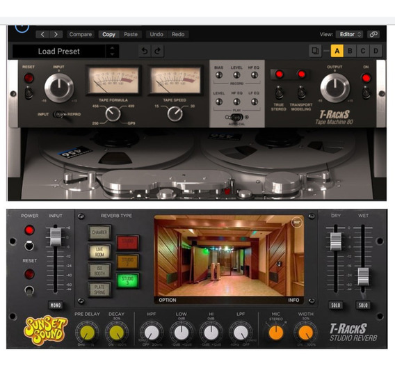 Vst Plugins -t Racks 5.3 Tapes Machine E Sunset Sound Reverb