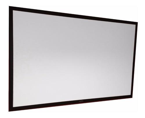 Pantalla Proyector 135 Fija De Pared Vidium Fixed Fx135 16:9