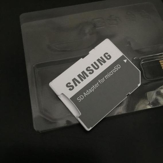 Adaptador Micro Sd P Sd Original Samsung Evo Classe 10 U3 4k