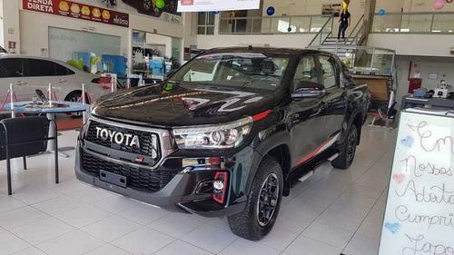 Toyota Hilux Cd Gr-s 4x4 2.8 Tdi Dies Aut