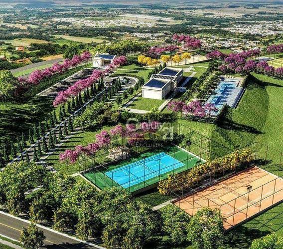 Maravilhoso Loteamento! Terrenos A Partir De 500 M² À Venda Na Villa Dos Pinheiros- Indaiatuba - Te0131