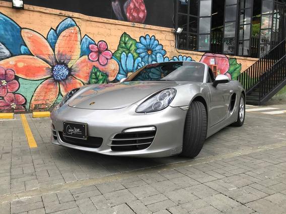 Porsche Boxster Modelo 2013