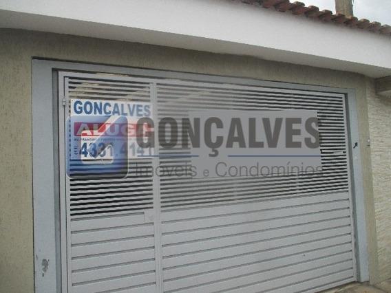 Locação Casa Terrea Sao Bernardo Do Campo Chacara Sergipe Re - 1033-2-35451