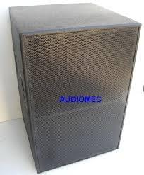Sub Grave D.a.s Aero 218 Cópia Audiomec (oversound Sub 1200)