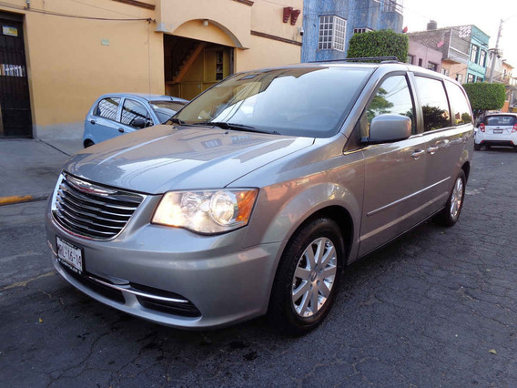 Chrysler Town & Country 2013 5p Lx V6 3.6 Aut