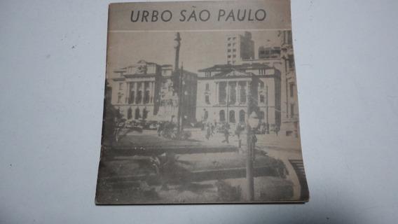 Rara Revista Urbo São Paulo Ibge 1948 Fotos São Paulo Antiga