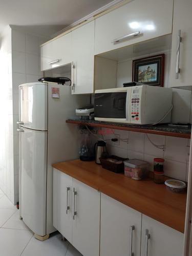 Apartamento - Vila Galvao - Ref: 1688 - V-3488