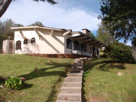 Casa Campos Do Jordão - Ótimo Investimento - Terreno 5.566m2