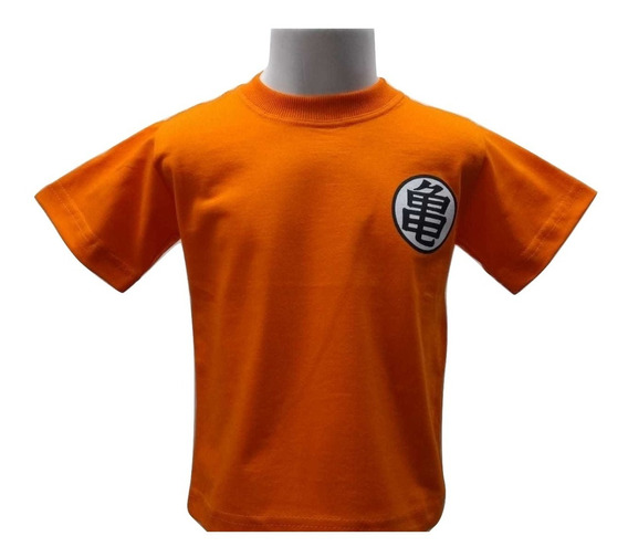 Camiseta Camisa Dragon Ball Z Manga Curta Infantil