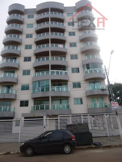 Apartamento Com 3 Dormitórios Sendo 1 Suíte À Venda, 92 M² Por R$ 298.000 - Jardim América - Goiânia/go - Ap0059