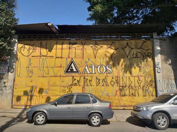 Galpao - Cidade Lider - Ref: 1111 - V-1111