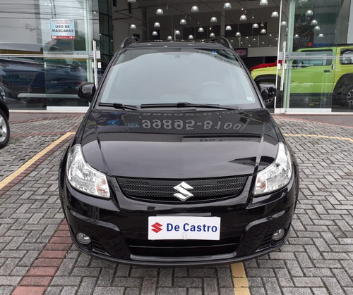 Suzuki Sx4 2.0 Câmbio Manual 2011