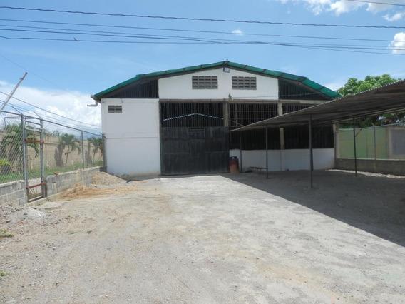 Se Alquila Galpon Oeste Barquisimeto Rah: 19-17552