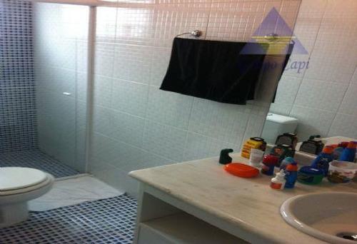 Casa Residencial À Venda, Chácara Tatuapé, São Paulo - Ca0199. - Ca0199