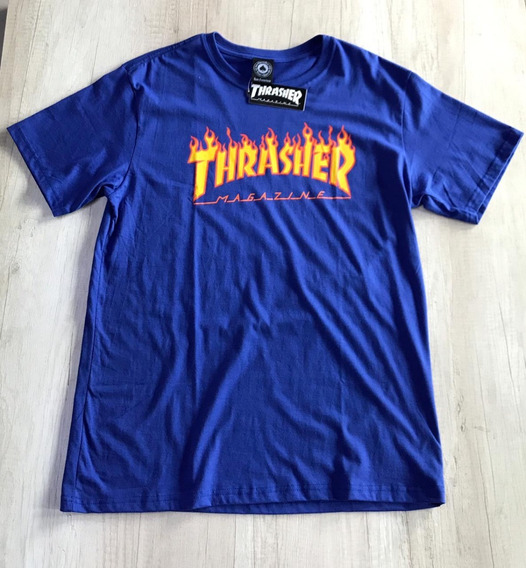 Camiseta Thrasher Flame