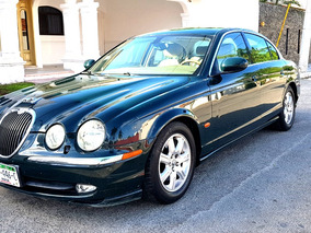 Jaguar S-type 3.0 Aj V6 At 2003