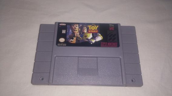 Toy Story - Super Nintendo Paralelo