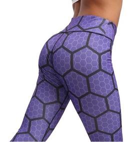 6f2ff931493 Leggings Fitness Deporte Leggins Licras Yoga Mallas Gymnasio