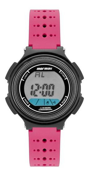 Relógio Infantil Feminino Mormaii Fun Mo0974b/8q 35mm Rosa