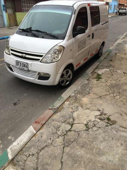 Chevrolet N200 Van Cargo