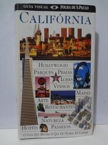 Livro Guia Visual Califórnia Publifolha Folha De São Paulo
