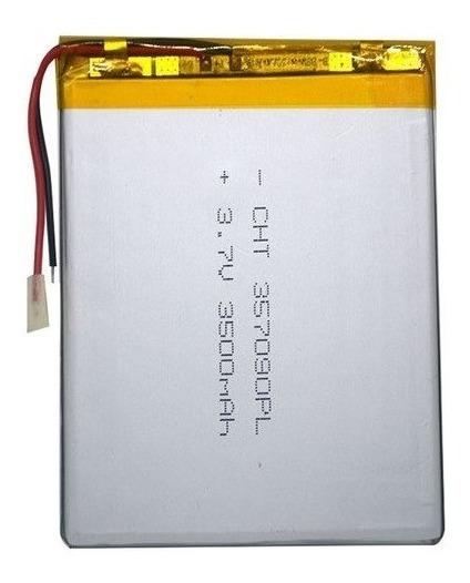 Bateria Pila Tablet China 7 Pulgadas 3000 Mah 3.7v Tienda